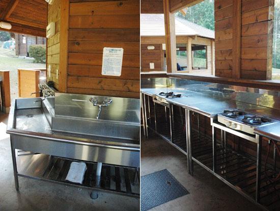 炊事場の写真2