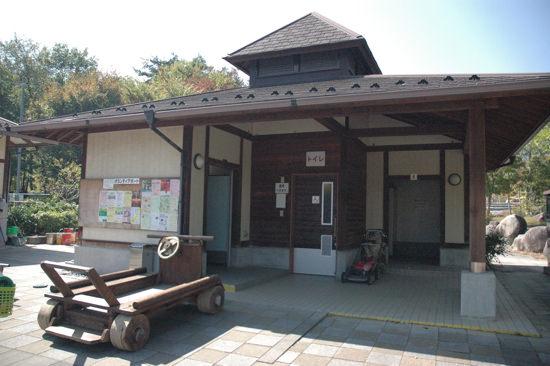 大武川河川公園フレンドパークむかわのトイレ