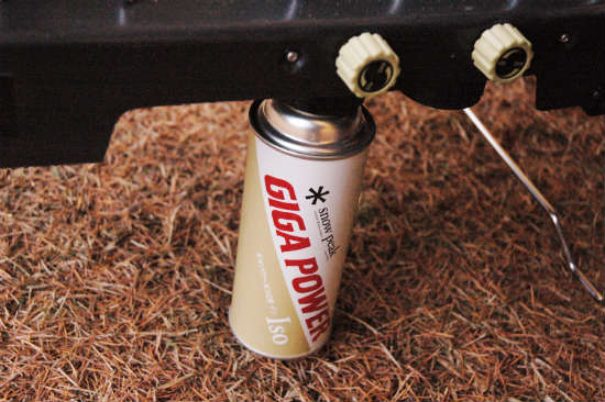 スノーピークの金缶