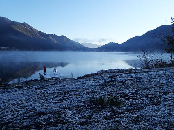 冬のPICA西湖
